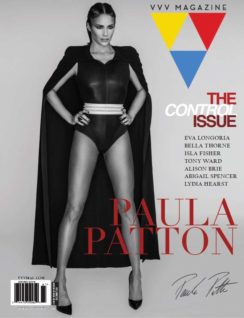Paula Patton - VVV Magazine (Spring/Summer 2016)
