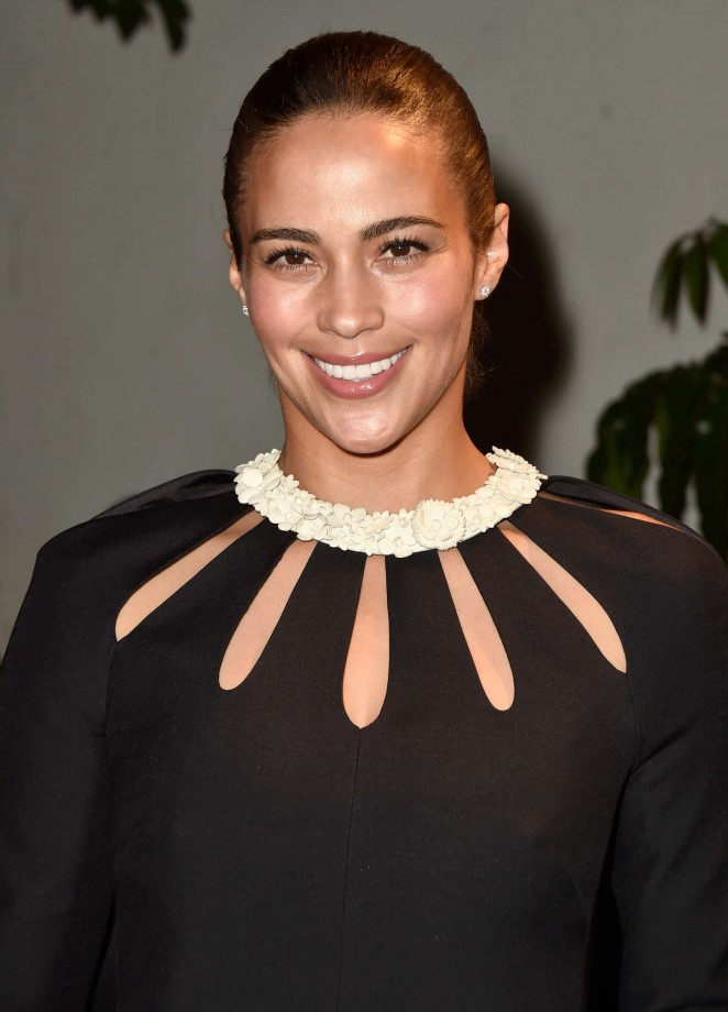Paula Patton  - W Magazine Celebrates Golden Globes Week 2015 in LA