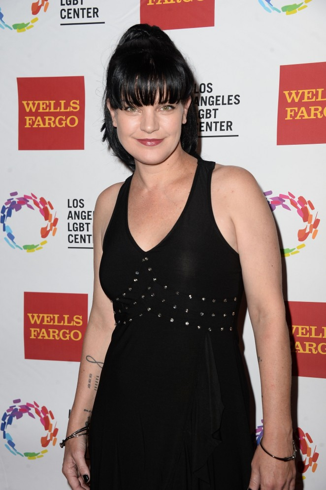 Pauley Perrette - 46th Anniversary Gala Vanguard Awards in LA