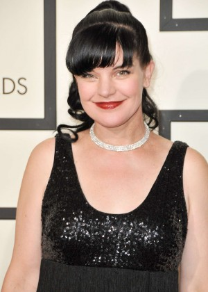 Pauley Perrette - 2016 GRAMMY Awards in Los Angeles