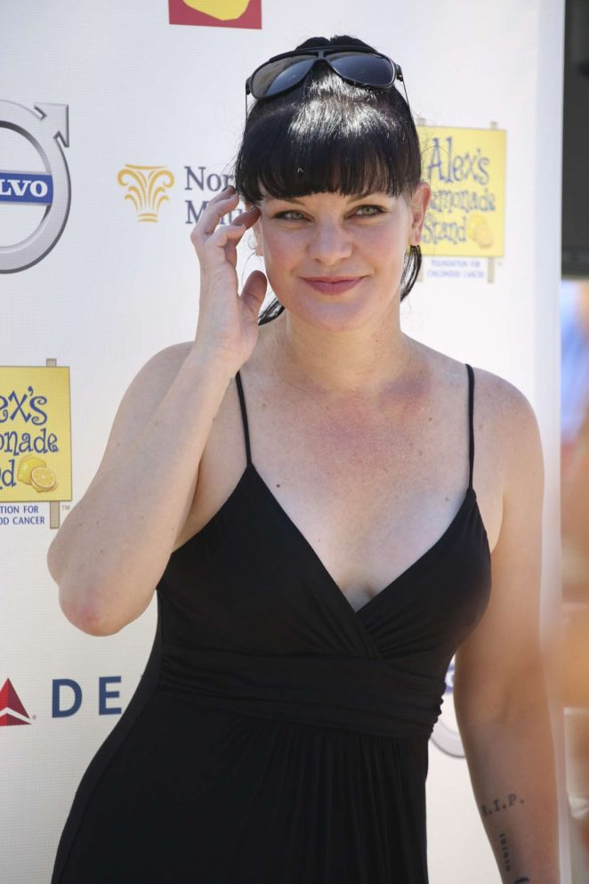 Pauley Perrette – 7th L.A. Loves Alex's Lemonade' to Help Fight Child Cancer in Westwood