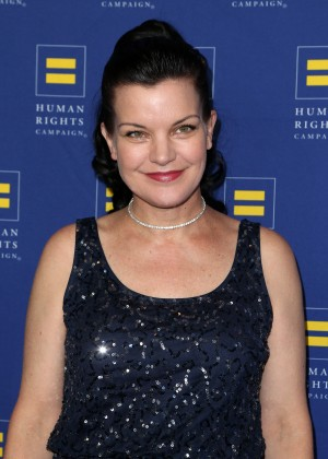 Pauley Perrette - Human Rights Campaign 2016 Gala Dinner in Los Angeles