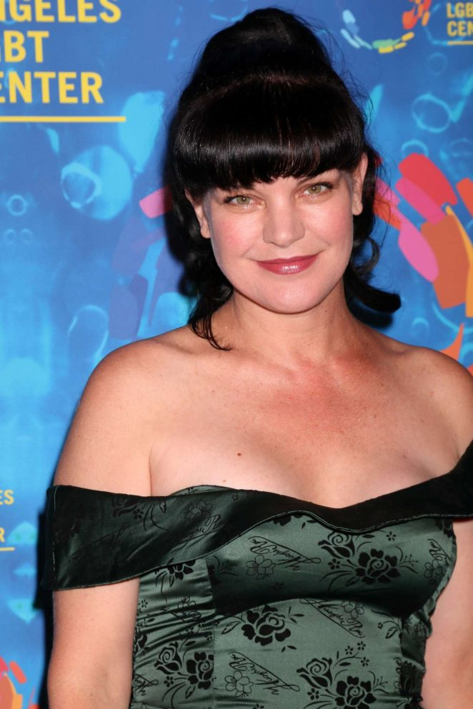 Pauley Perrette – LGBT Center's 47th Anniversary Gala Vanguard Awards in Los Angeles