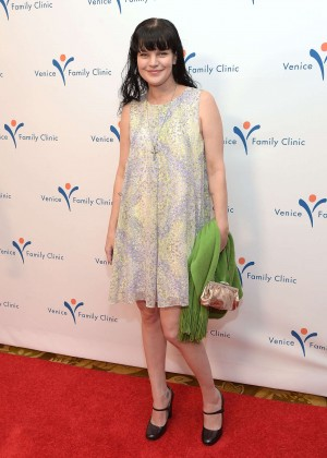 Pauley Perrette - Venice Family Clinic's Silver Circle Gala in Beverly Hills