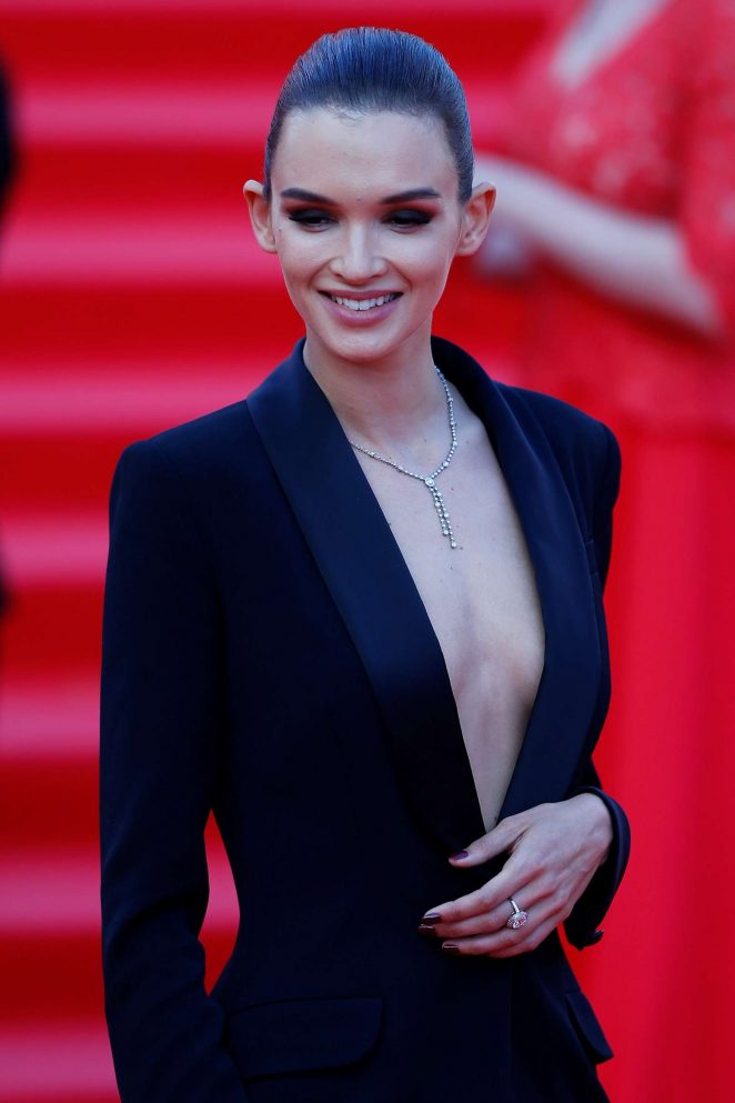 Paulina Andreyeva - 38th Moscow International Film Festival Opening in Moscow