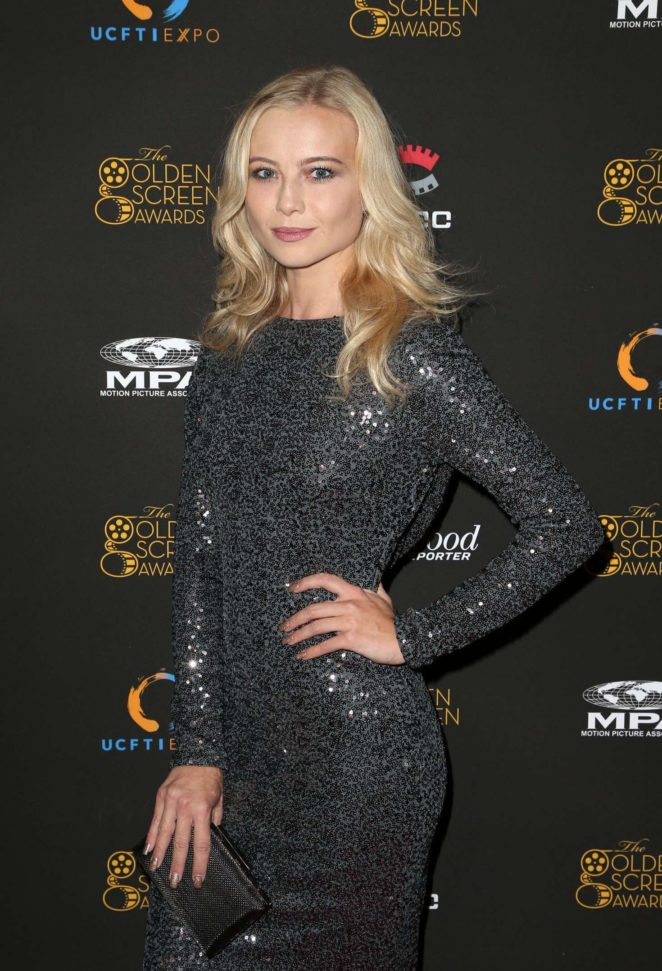 Paulina Michaels - 2nd Annual Golden Screen Awards in Los Angeles