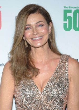 Paulina Porizkova - Bloomberg 50: Icons and Innovators in Global Business in NY