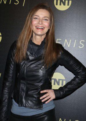 Paulina Porizkova - TNT's 'The Alienist' Premiere in New York City