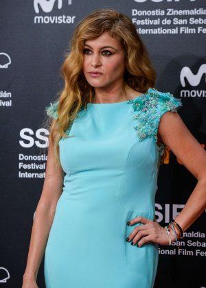 Paulina Rubio - Closure Gala at 66th San Sebastian Film Festival