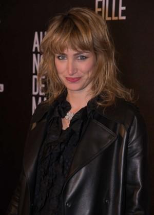 Pauline Lefevre - 'Au Nom De Ma Fille' Premiere in Paris