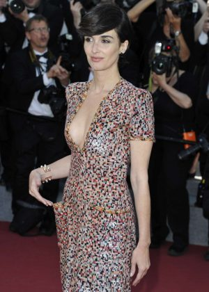 Paz Vega - '120 Beats Per Minute' Premiere at 70th Cannes Film Festival