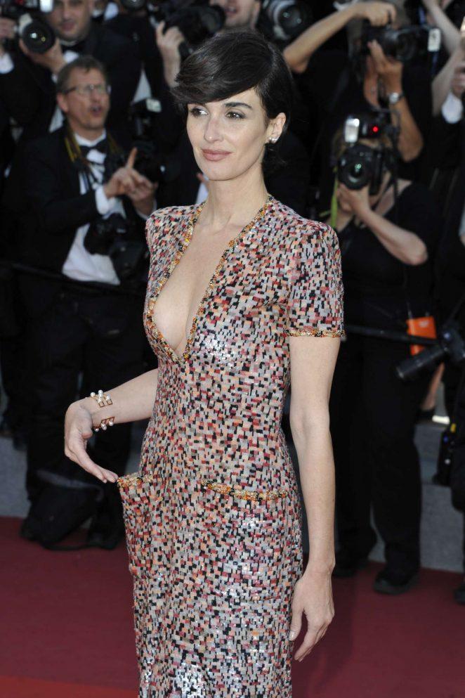 Paz Vega - '120 Beats Per Minute' Premiere at 70th Cannes Film Festival
