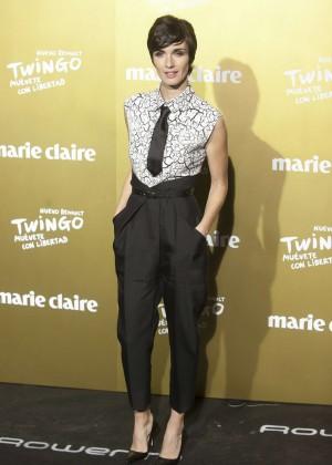 Paz Vega - 2015 Marie Claire Prix de la Moda in Madrid