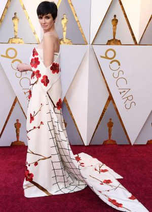 Paz Vega - 2018 Academy Awards in Los Angeles