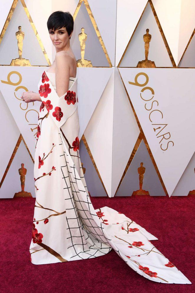 Paz Vega - 2018 Academy Awards in Los Angeles