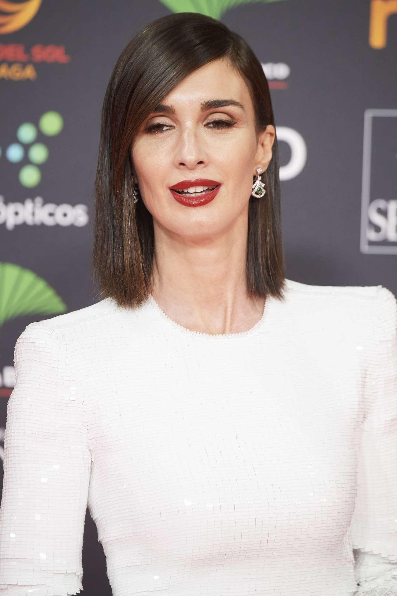 Paz Vega - 34th Goya Cinema Awards in Madrid