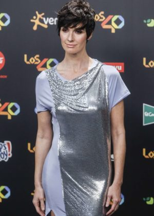Paz Vega - 40th Principales Music Awards in Madrid