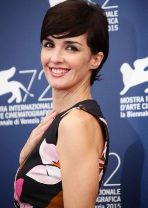 Paz Vega - 72nd Venice Film Festival Jury Photocall