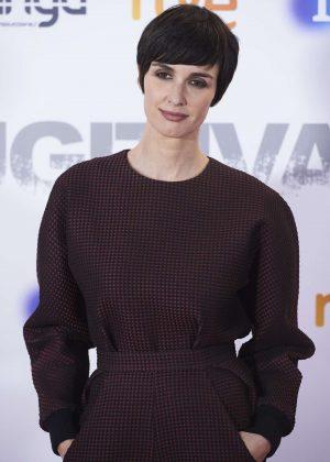 Paz Vega - 'Fugitiva' Premiere in Madrid