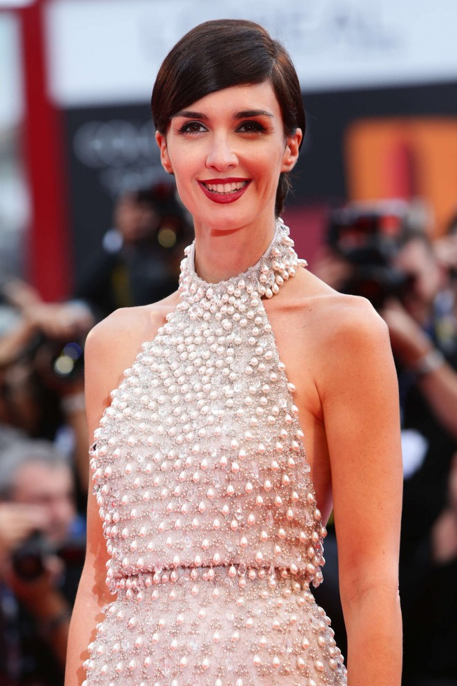 Paz Vega - Opening Ceremony and Premiere of 'Everest' at 72nd Venice Film Festival