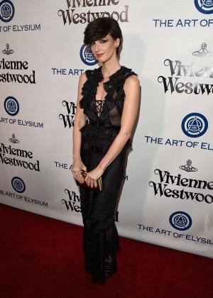 Paz Vega - The Art of Elysium 2016 HEAVEN Gala in Culver City