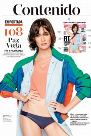 Paz Vega - Women's Health Mexico Magazine (October 2019)