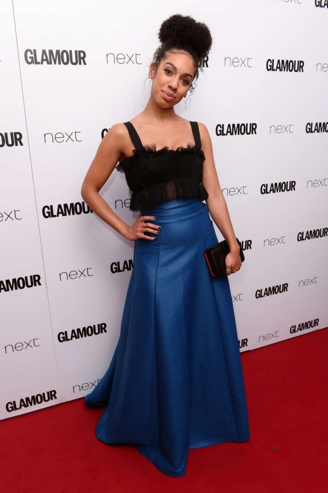 Pearl Mackie - 2017 Glamour Women Of The Year Awards in London