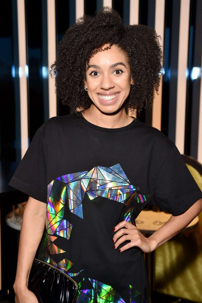 Pearl Mackie - British Academy Television and Craft Awards Nominees Party in London