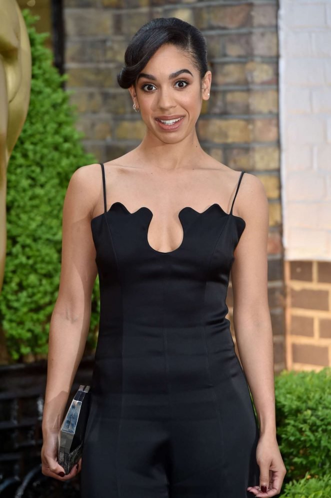 Pearl Mackie - British Academy Television Craft Awards in London