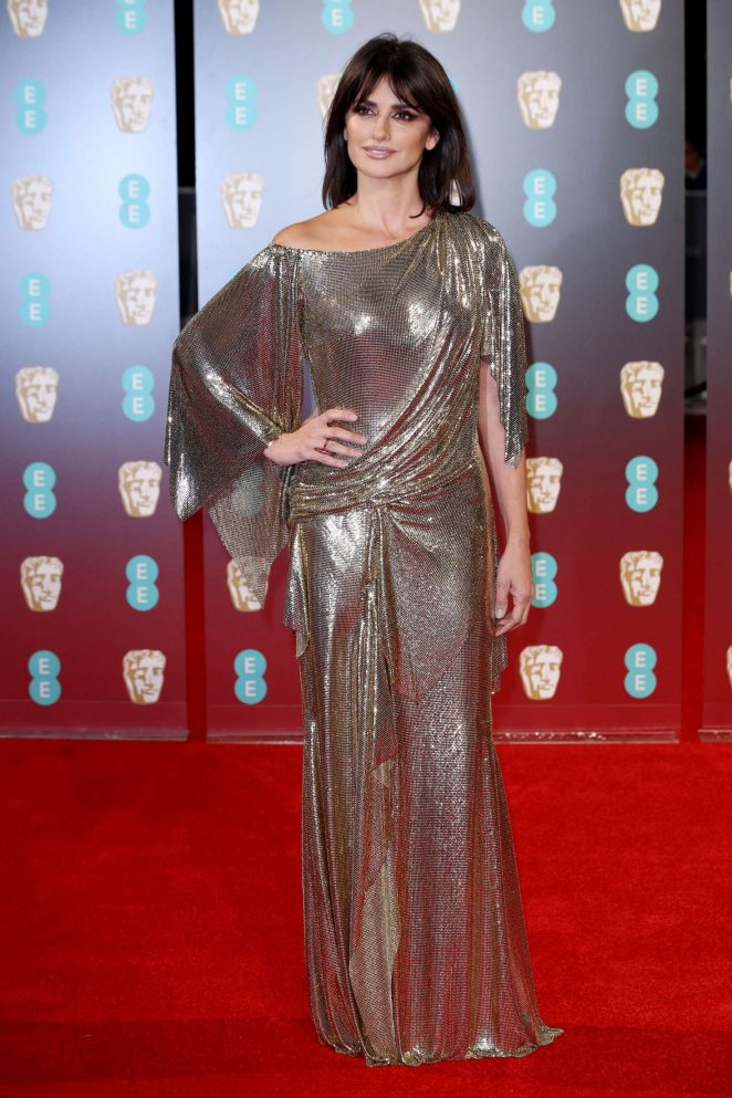 Penelope Cruz - 2017 British Academy Film Awards in London