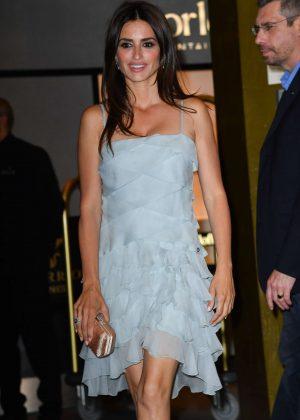 Penelope Cruz - Arrives at the Vanity Fair Party in Cannes