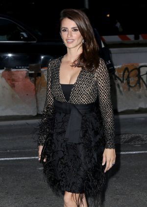 Penelope Cruz - Arrives to the screening of 'Ma Ma' in New York