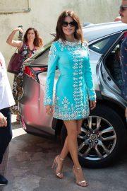 Penelope Cruz arriving at 76th Venice Internatinal Film Festival
