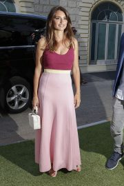 Penelope Cruz - Arriving at variety cocktail in Cannes
