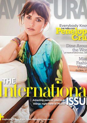 Penelope Cruz - Aventura Magazine (July 2018)