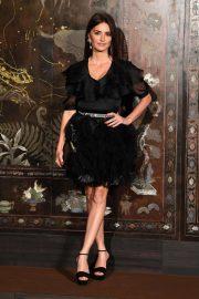 Penelope Cruz - Chanel Metiers D'Art Fashion Show in Paris