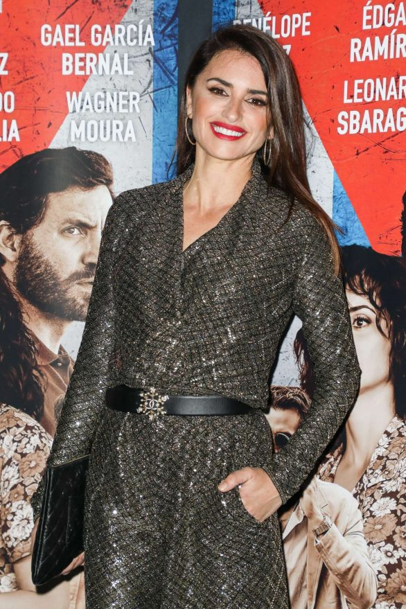 Penelope Cruz - 'Cuban Network' Premiere in Paris