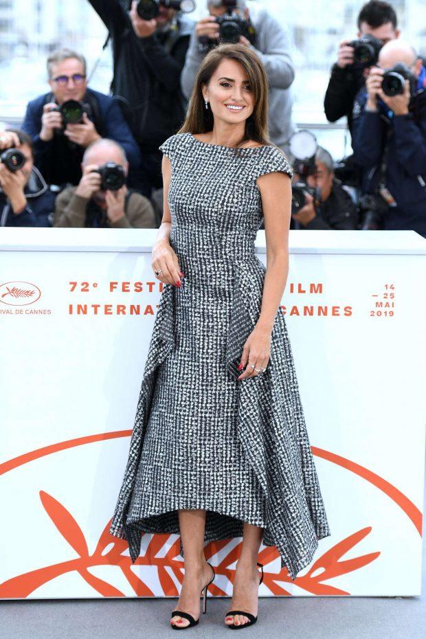 Penelope Cruz - 'Dolor Y Gloria' Photocall at 2019 Cannes Film Festival
