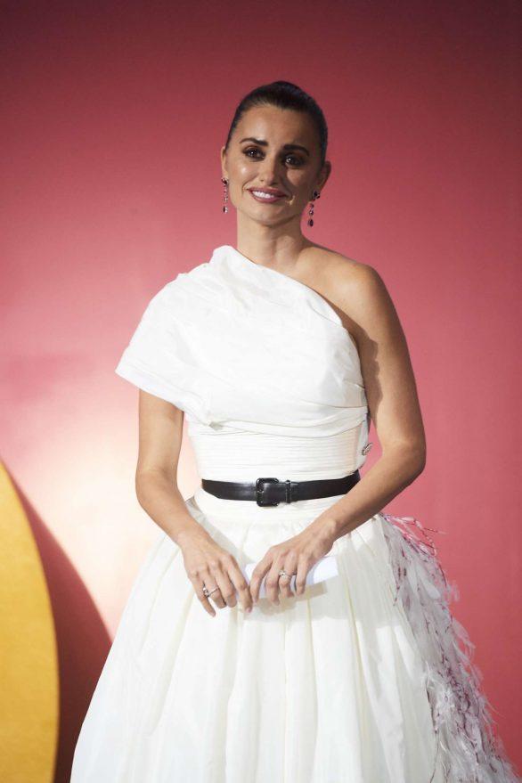 Penelope Cruz - Donostia Award - 67th San Sebastian Film Festival
