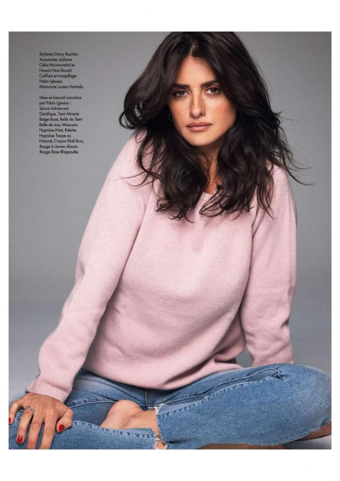 Penelope Cruz - Elle France Magazine (January 2018)