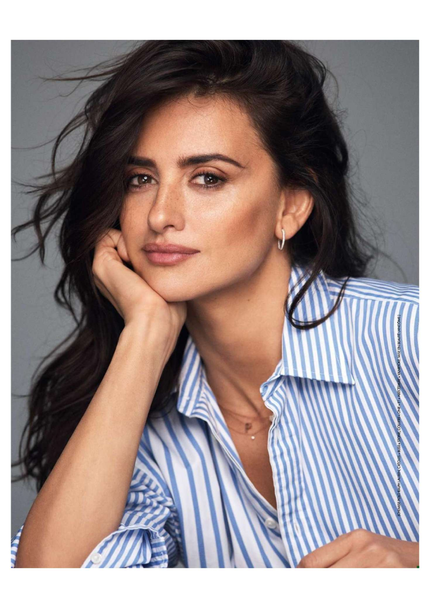 Penelope Cruz: Elle France 2018 -05