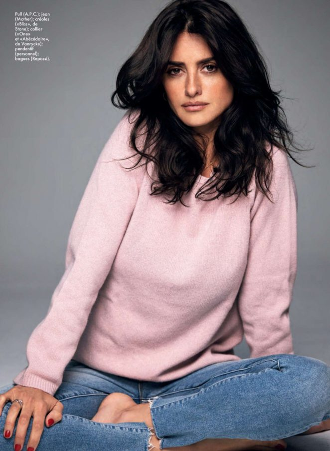 Penelope Cruz - Elle Quebec Magazine (March 2018)