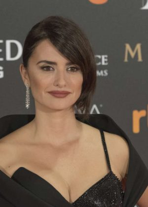 Penelope Cruz – Goya Cinema Awards 2017 in Madrid