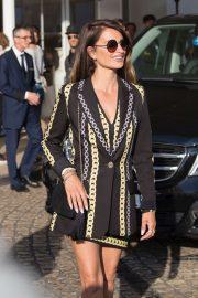 Penelope Cruz - leaving her hotel during 72nd Cannes Film Festival