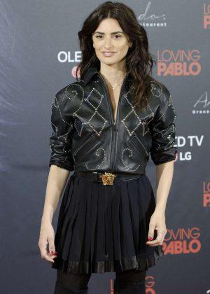 Penelope Cruz - 'Loving Pablo' Photocall in Madrid