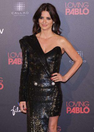 Penelope Cruz - 'Loving Pablo' Premiere in Madrid