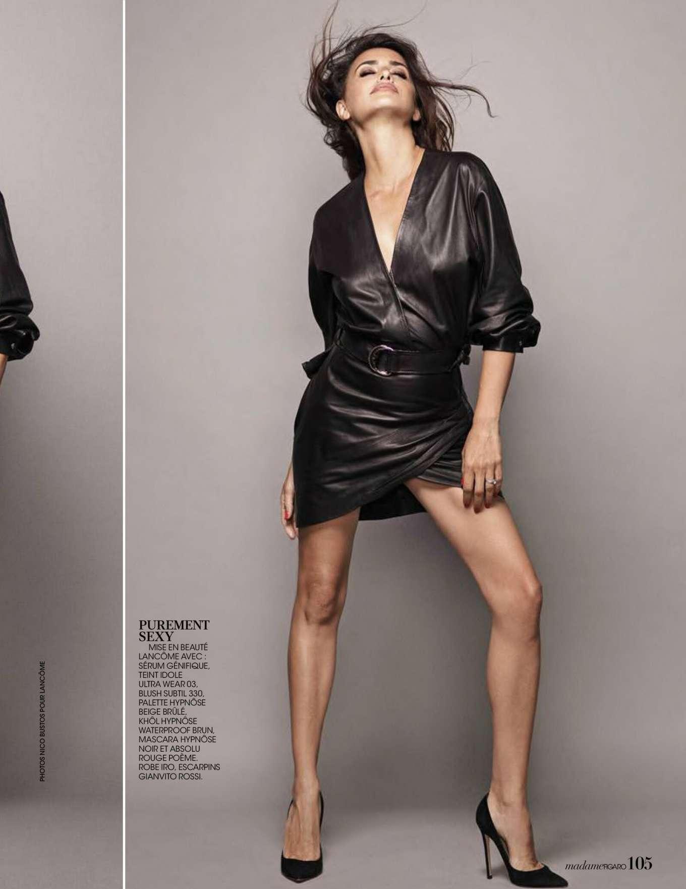 Penelope Cruz - Madame Figaro France Magazine (May 2019)