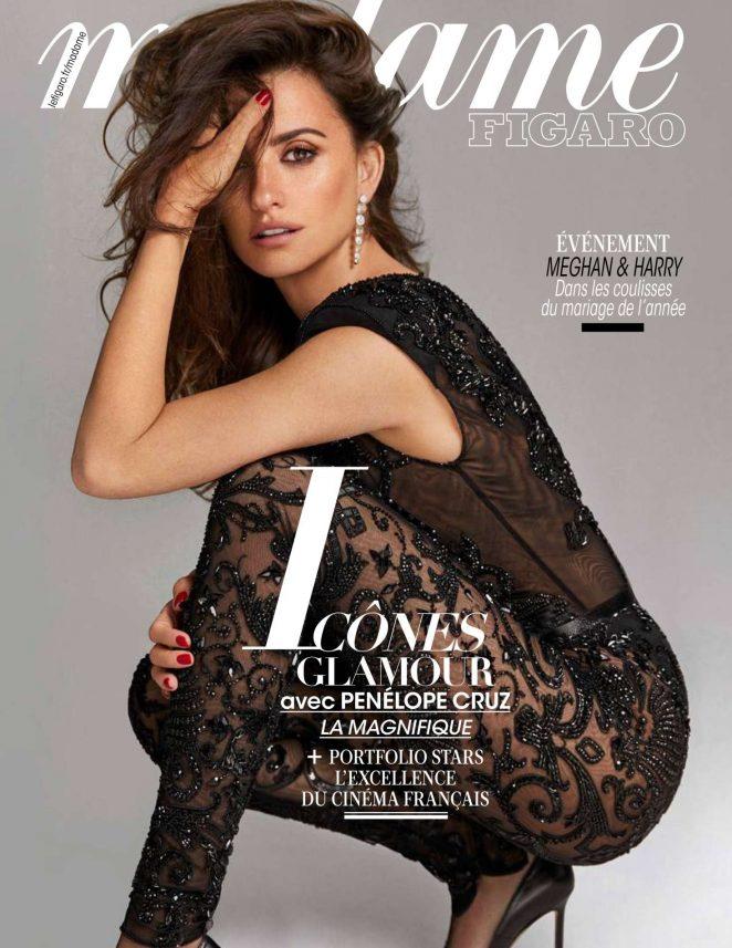 Penelope Cruz - Madame Figaro Magazine (May 2018)
