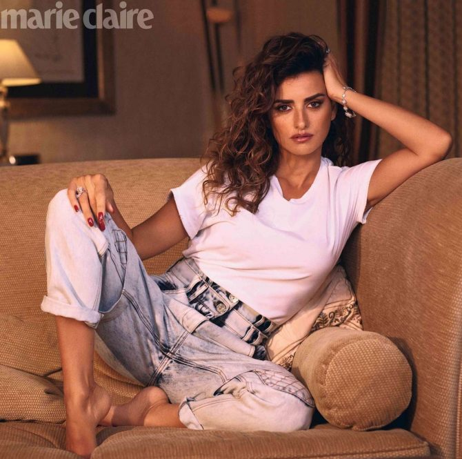 Penelope Cruz – Marie Claire US Magazine (February 2019)