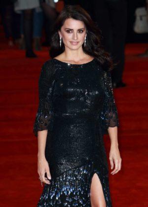 Penelope Cruz - 'Murder on the Orient Express' Premiere in London